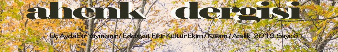 Ahenk Dergisi